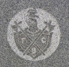 Knights of Pythias cemetery symbol