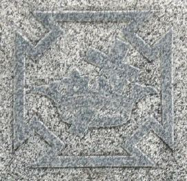 Knights Templar Cemetery Symbol