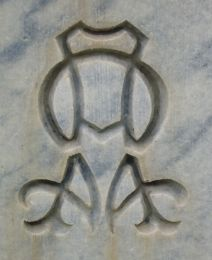 Christian Alpha and Omega symbol