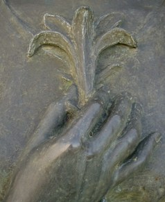 Lily - Cemetery Symbol