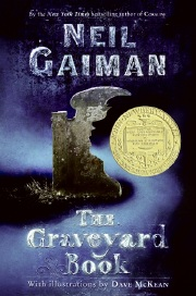 Neil Gaiman - Graveyard Book cover